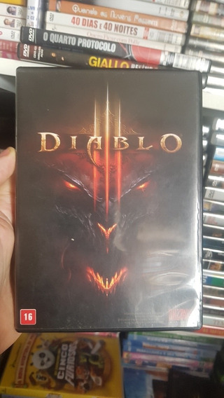 Diablo 3 - Game Blizzard