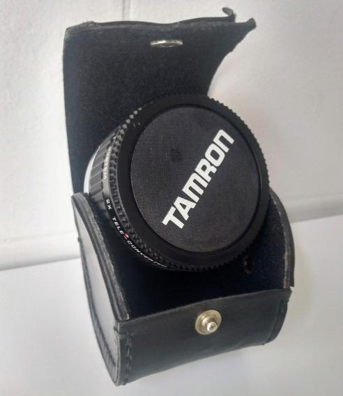 Teleconverter 2x Tamron Para Olympus Om
