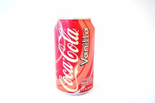 Imagen 1 de 1 de Envio Gratis! 12 Pack Coca Cola Vainilla 355 Ml