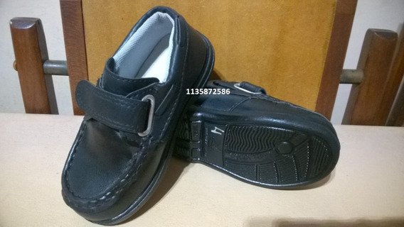 Zapato Niño Negro