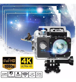 Câmera Sj9000 De Ação 4k 16mp Hd Pronta Entrega