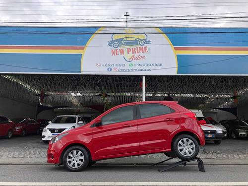 Ford Ka 2015 1.0 Sel Flex 4p