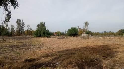 Acy/ Excelente Terreno En Colonia Privada Rumbo A Tlacote