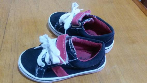 Zapatos Para Niños Usados (varios Modelos)