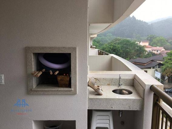 Itacorubi, Apartamento Studio, Finamente Mobiliado, 01 Vaga, Infraestrutura De Lazer Completa, A Venda, Florianópolis, Sc - Ap2473