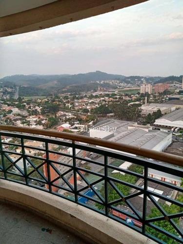Imagem 1 de 9 de Apartamento Com 3 Dormitórios À Venda, 94 M² Por R$ 650.000 - Edifício Classic - Barueri/sp - Ap2041