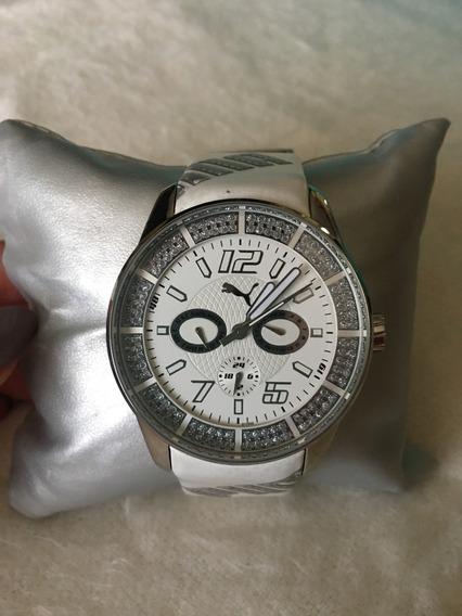Reloj Puma Dama Plateado