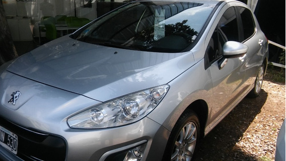 Peugeot 308 2013 1.6 Active,muy Bueno!! ,financ-permuta (mb)