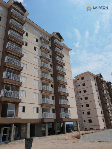 Apartamentos À Venda Em Atibaia - Residencial Porto Fino - Ap0101