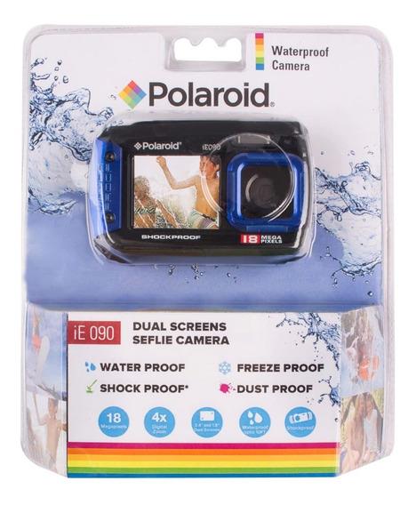 Cámara Polaroid A Prueba De Agua Ie090