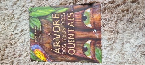 Imagem 1 de 4 de A Árvore Dos Meus Dois Quintais, Da Editora Paulus