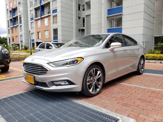 Ford Fusion Titanium Plus At 2000 Cc T 2017