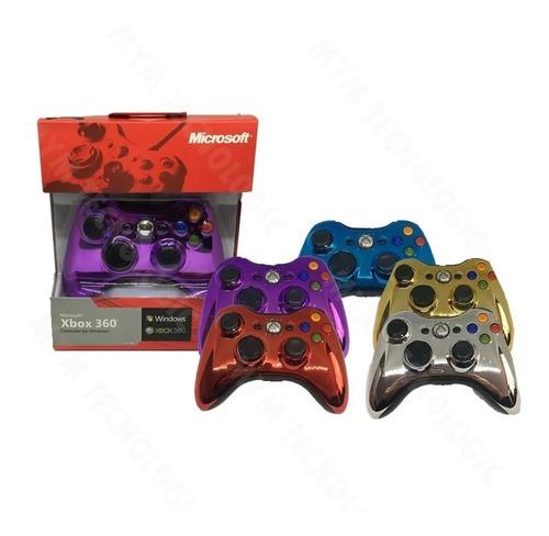 Control Para Xbox 360 Y Pc Windows Usb