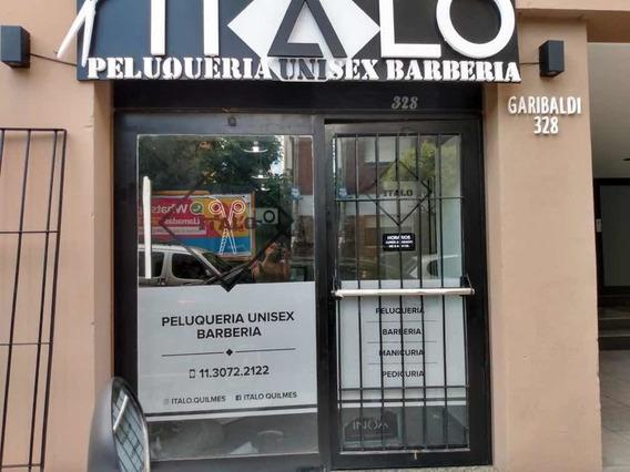 Venta Fondo De Comercio Peluqueria Quilmes Centro