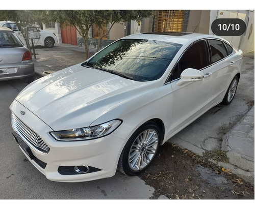 Imagen 1 de 11 de Ford Mondeo 2.5 Se At 170cv 2015