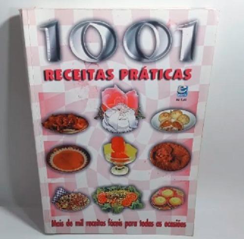Revista 1001 Receitas Práticas Mais De Mil Receitas