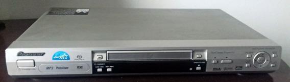 Dvd Pioneer Dv-563a Universal Dvd/cd/sacd/dvda