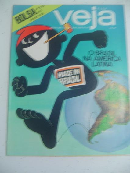 Revista Veja 151 João Da Baiana Os Maniconios Brennand 1971