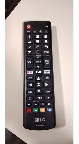 Controle LG Original Modelo Akb 75095315