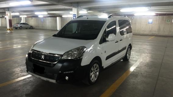 Peugeot Partner 2016 7pas.