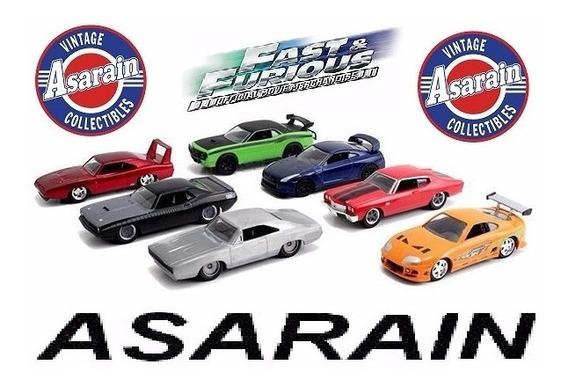 Velozes Furiosos Fast Furious 2 Skyline Supra Jada 1/64