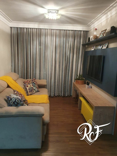 Apartamento Padrão - Varanda Gourmet - 10513