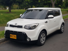 New Kia Soul Lx Mt Unico Dueño Gasolina Y Gas