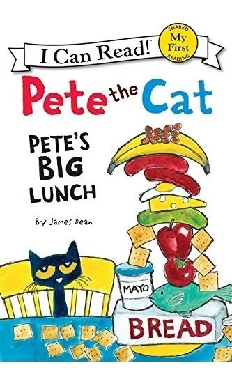 Pete The Cat - Pete´s Big Lunch - My First I Can Read