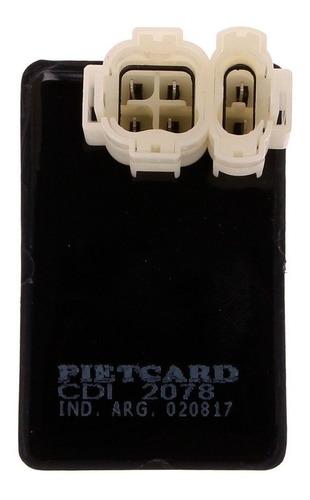 Cdi Caja Negra Honda Xr 600 Pietcard Cod 2078 Solomototeam