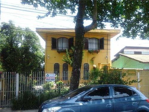 Imagem 1 de 30 de Casa Residencial À Venda, Jardim Iae, São Paulo - Ca0042. - Ca0042