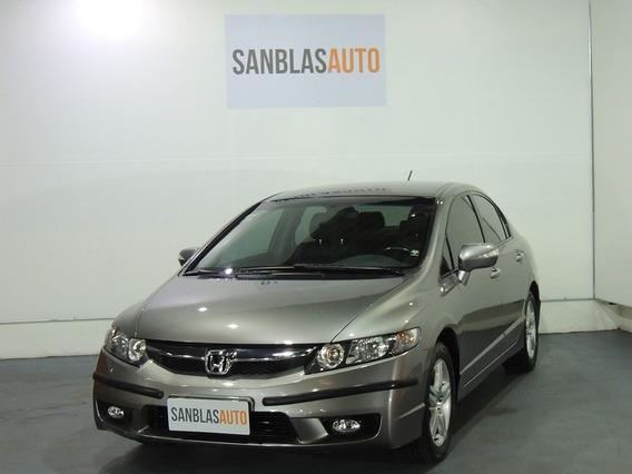 Honda Civic Exs 2010 Manual 4p Abs Cc Climatiz San Blas Auto