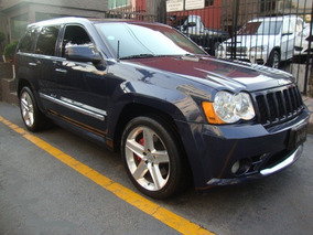 Jeep Grand Cherokee Srt-8 2009 Factura De Agencia Impecable