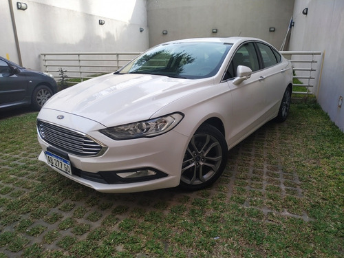 Ford Mondeo 2.0 Sel Ecoboost At 240cv 2017