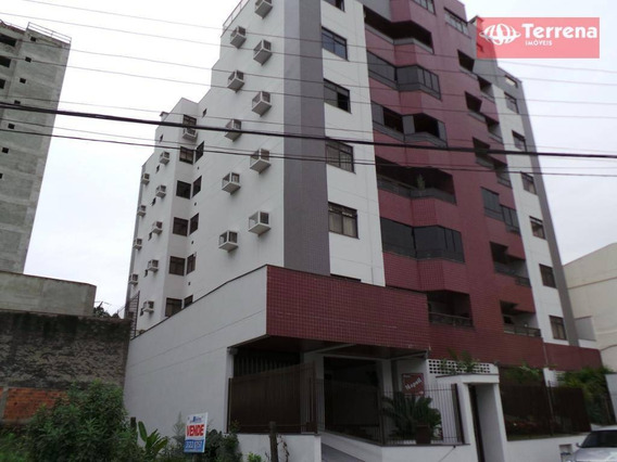 Cobertura Com 3 Dormitórios À Venda, 170 M² Por R$ 890.000,00 - Vila Nova - Blumenau/sc - Co0005