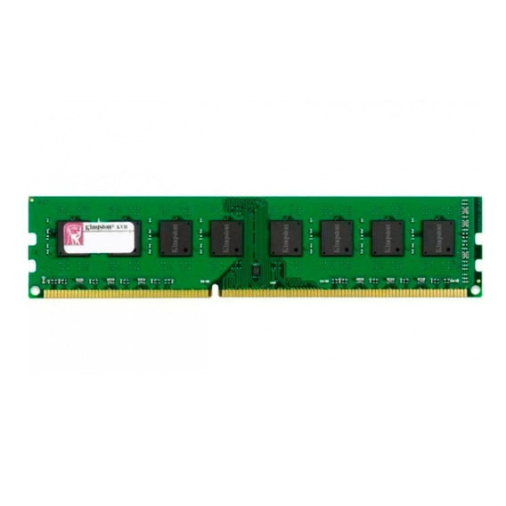 Memoria Ram 4gb Kingston Ddr3 1600mhz Blister Original Gtia