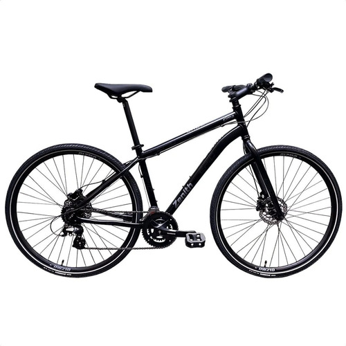 Bicicleta Zenith Cima Urbana Horquilla Rigida Rod 28