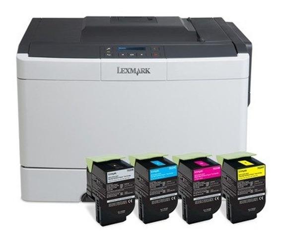 Impressora Lexmark Cs310dn, Laser, Colorida, 110v - 28c0050