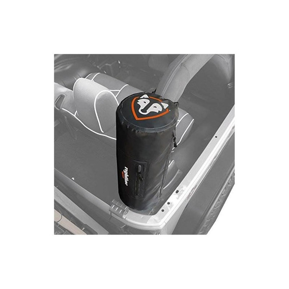 Rightline Gear 100j70-b Black Roll Bar Bolsa De Almacenamien