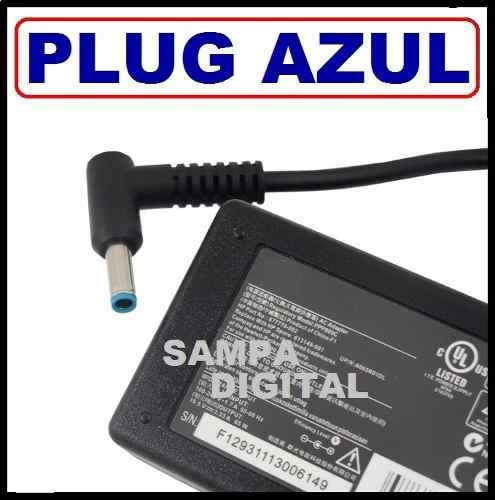 Fonte Carregador 19,5v 3.33a Hp 240 G3 Plug Azul - Nova