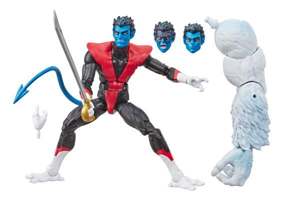 Marvel Legends Figura De Acción De 6 Pulgadas Nightcrawler