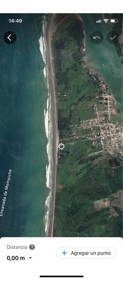 Remato Lote Frente A La Playa De Muisne.