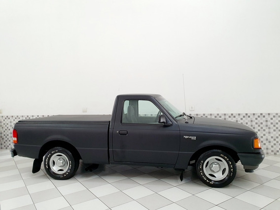 Ford Ranger Xl 4.0 V6 Cabine Simples 1997