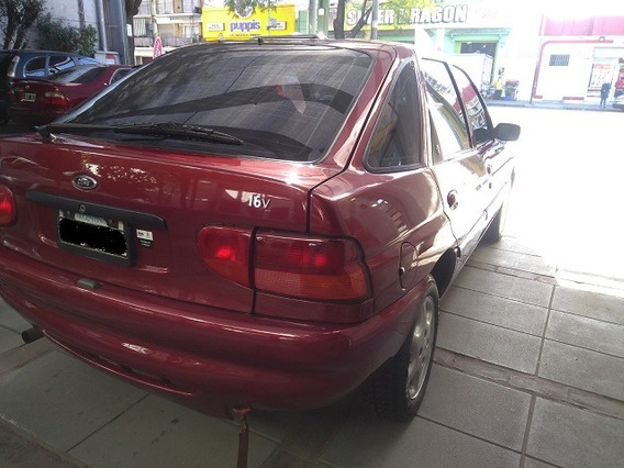 Ford Escort Ghia 1.8 16v 1997 Gnc