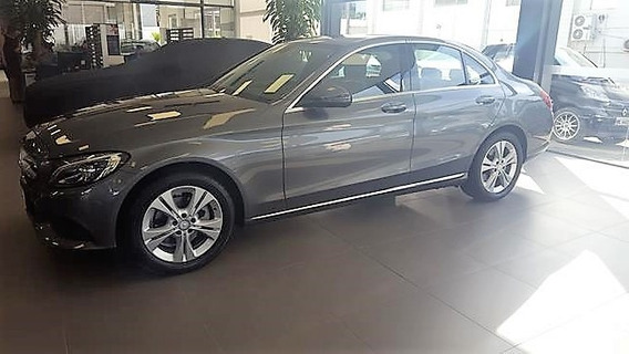 Mercedes Benz Classe C 1.6 Avantgarde Ff Turbo Flex 4p 2017