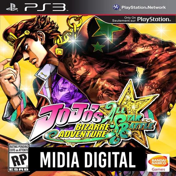 Ps3 - Jojos Bizarre Adventure All-star Battle