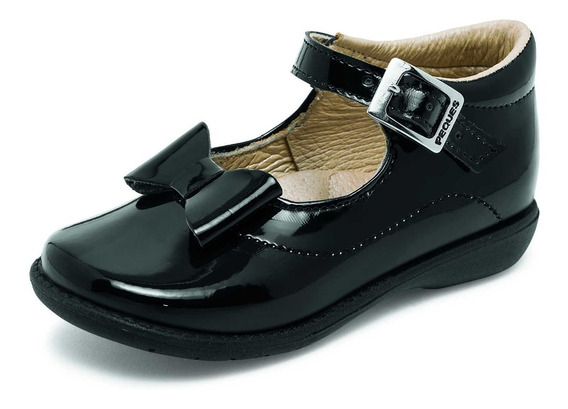 Zapato Casual Para Bebe Peques Shoes 1445 Negro 12-14 Meses