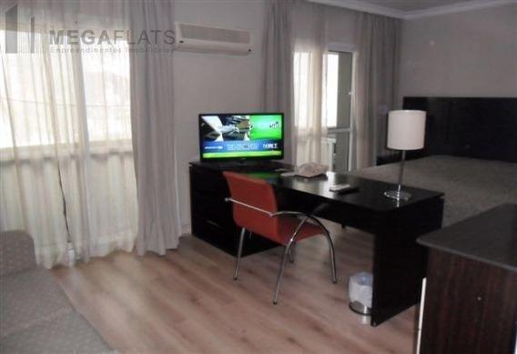 03335 - Flat 1 Dorm, Perdizes - São Paulo/sp - 3335