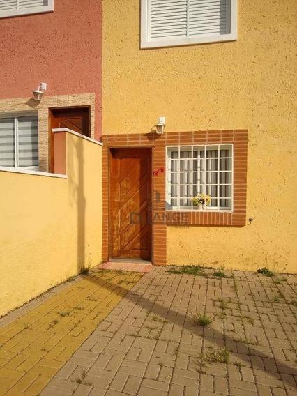 Casa Com 2 Dormitórios À Venda, 65 M² Por R$ 285.000,00 - Jardim Novo Campos Elíseos - Campinas/sp - Ca13202