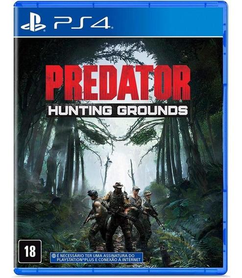 Predator Hunting Grounds Ps4 Mídia Física Original Lacrado