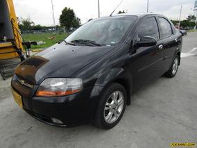 Chevrolet Aveo Mt Aa 1600